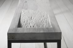AELLON console   Contemporary Sustainable Furniture - Brooklyn, NY