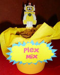 Plex mix.  :)