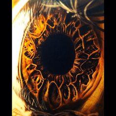 An eye by jack_ede - instagram