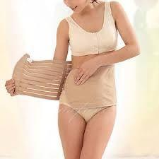 38207baea3 Cheap Waist Women Elastic Breathable Ventilation Postpartum Postnatal  Pregnancy Belt for hips Waist slimming shaper wrapper abdomen Support Girdle  Belt Post ...