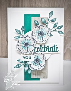 Amazing You, Celebrate You, SAB 2018, Stampin Up