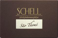 """Schell Schokolade """"São Thomé"""" 70%"""
