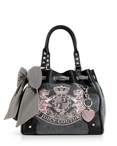 New Scottie Embroidery Daydreamer Bag - Want!