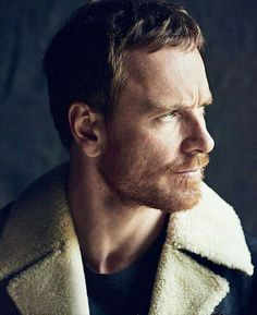 Michael Fassbender photographed by @MatthewBrookesPhoto (IG) for British GQ Dec 2016 issue. IG source: ilovemichaelfassbender