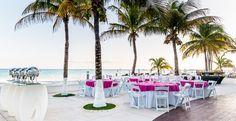Playacar Palace Riviera Maya - Best Hotels in Playa del Carmen Weddings