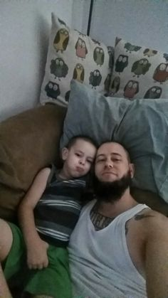 Daddy n tanner