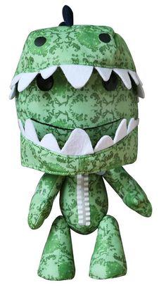 LittleBigPlanet Sackosaurus Plush