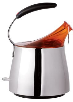 """Kitchen Essential: An Electric Kettle """"Use this for everything from brewing coffee with a French press to hard-boiling eggs and cooking ramen noodles,"""" says Brown. Try: Hamilton Beach electric kettle, $34.99, drugstore.com"""