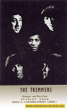 The Tremmers (Paul Cardus bottom right) Leeds, Pop Group, 1960s, Music, Movie Posters, Musica, Musik, Film Poster, Sixties Fashion
