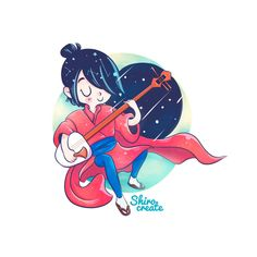 Kubo melody moon by Shirocreate on DeviantArt