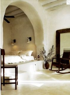 "Love ""hidden"" beds. They are my absolute favorite. If we ever design our own home I will probably put them in every room"