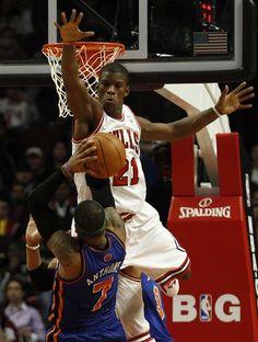 Chicago Bulls - Jimmy Butler : 2011-Present