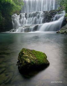 Mirror Lake Falls, Ozark National Forest, Arkansas - Tim Ernst Photography