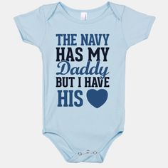 The Navy Has My Daddy, But I Have His Heart | HUMAN