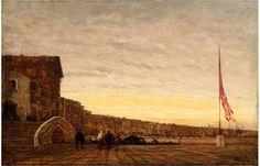 Pont à Venise-Félix ZIEM (1821-1911)