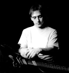 Jason Molina Photo by Thomas Heath
