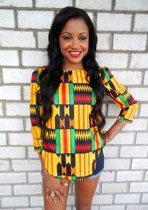 Image of Shantistar (DPiperTwins)  ~Latest African Fashion, African Prints, African fashion styles, African clothing, Nigerian style, Ghanaian fashion, African women dresses, African Bags, African shoes, Nigerian fashion, Ankara, Kitenge, Aso okè, Kenté, brocade. ~DK
