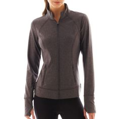 Xersion™ Essential Seamed Jacket  found at @JCPenney