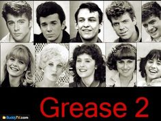 Fan Art of Grease 2 for fans of Grease 2 4419695 Horror Picture Show, Rocky Horror Picture, Grease 2 Cast, Grease Movie, Grease Is The Word, Frankie Valli, Lights Camera Action, Michelle Pfeiffer, Chick Flicks