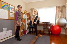 Spatial Awareness and balance activities