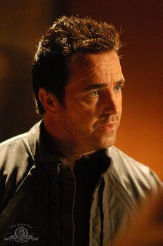 Paul McGillion as Dr. Carson Beckett on Stargate Atlantis. He's definitely my favorite character :) he's the most compassionate, super smart, and he's Scottish!