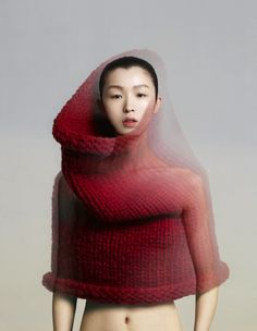 In the future we knit our sweaters from 5 dimensional yarn, which sometime disappears. Embarrassing! High Fashion, Turtle Neck, High Neck Dress, Jin, Fashion Photography, Fashion Design, Fashion Outfits, Sweaters, Clothes