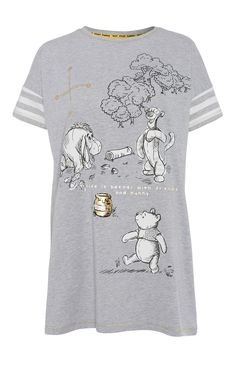 Primark - Winnie The Pooh Night Dress Cute Pajama Sets, Cute Pjs, Cute Pajamas, Pajamas Women, Disney Character Outfits, Disney Outfits, Disney Clothes, Disney Fashion, Primark Pyjamas