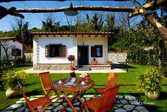 Уютен двор и градина
