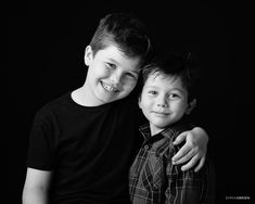 Family portrait photographs shot in studio. Studio Family Portraits, Studio Portrait Photography, Family Photography, The Centurions, Genuine Smile, Studio Shoot, Black And White Photography, Photographs, Photoshoot
