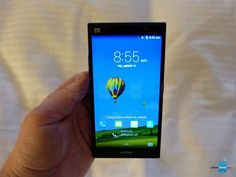 ZTE announces its Grand X Max+ phablet at the CES 2015: Images - http://www.doi-toshin.com/zte-announces-grand-x-max-phablet-ces-2015-images/