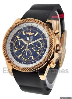 Breitling Bentley Collection / Motors - Rose Gold $25,501 #Breitling #watch #watches #chronograph