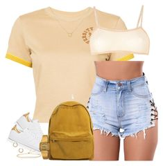 """""""XI   VII   XVII"""" by kahla-robyn ❤ liked on Polyvore featuring Puma, WithChic, adidas, Calvin Klein Underwear, Casio, Jemma Wynne, ERTH and Dogeared"""