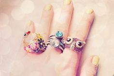 love the owl ring!