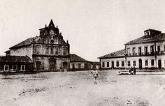militão augusto de azevedo - antiga Rua do Rosário (atual XV de Novembro
