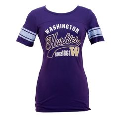 Looking for something to wear to the next game? Stop by the #HuskyShop at the UW Bookstore and grab some gear!