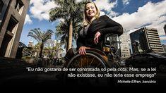 Cadeirantes em Foco: Na luta da vida
