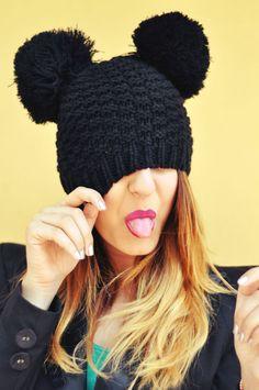prada cappello lana pon pon - Cerca con Google
