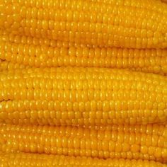 Corn on the cob can be baked in the oven with aluminum foil for a sweeter taste.