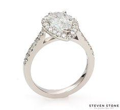 Engagement Ring Trends: Halo Diamond Ring Setting   Jeweller Blog