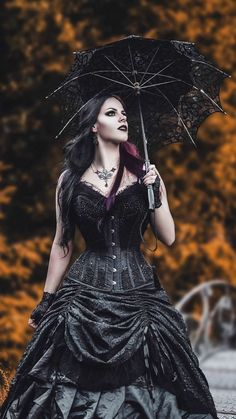 Gothic Dress, Victorian Gothic, Gothic Models, Gothic Girls, Gothic Beauty, Gothic Fashion, Fashion Models, Steampunk, Cool Outfits