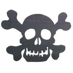 Design House Black Skull Silhouette Lawn Decoration, x Skull Silhouette, Halloween Themes, Halloween Stuff, Rock Painting Patterns, Halloween Silhouettes, Black Skulls, Autumn Art, Skull Art, Black House