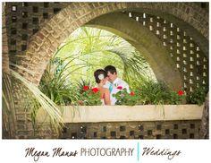 Bridget + Kyle {Wedding Sneak Peek} | Atalaya Castle, Huntington Beach SC Wedding