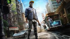Watch Dogs 2 Marcus Wrench Sitara and Josh Wallpaper
