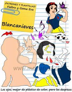 Blancanieves mama Eva