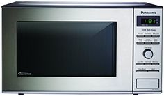 You need a small microwave oven, but which are the best compact microwave ovens? Don't buy a small countertop microwave oven until you see our choice! Best Small Microwave, Compact Microwave Oven, Panasonic Microwave, Countertop Microwave Oven, Stainless Steel Countertops, Countertop Microwaves, Microwave Convection