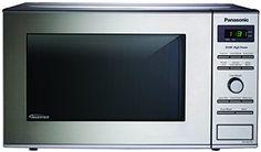 Panasonic 950W 0.8 Cu. Ft. Countertop Microwave with Inverter Technology NN-SD372S Stainless Panasonic http://smile.amazon.com/dp/B00785MVRA/ref=cm_sw_r_pi_dp_Dx2Jvb0NTMS9J