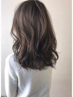 ローラン(ROULAND) デジタルパーマセミロング巻き髪とろみワンカール
