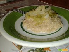 Risotto con verza  #ricette #food #recipes