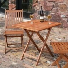 Unique and beautiful Bistro Sets for your kitchen, deck and patio at low prices.    Just imagine that you've had a hard day at work, you come...