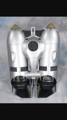 The Rocketeer Rocket/Jet Pack